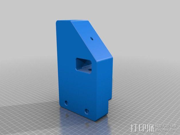 Mule数控铣床 3D模型  图13