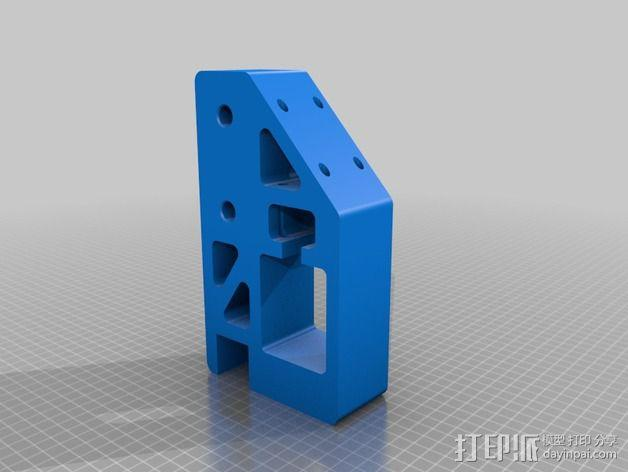 Mule数控铣床 3D模型  图14