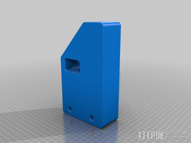 Mule数控铣床 3D模型  图15