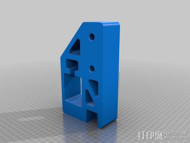 Mule数控铣床 3D模型  图16
