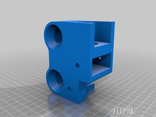 Mule数控铣床 3D模型  图17