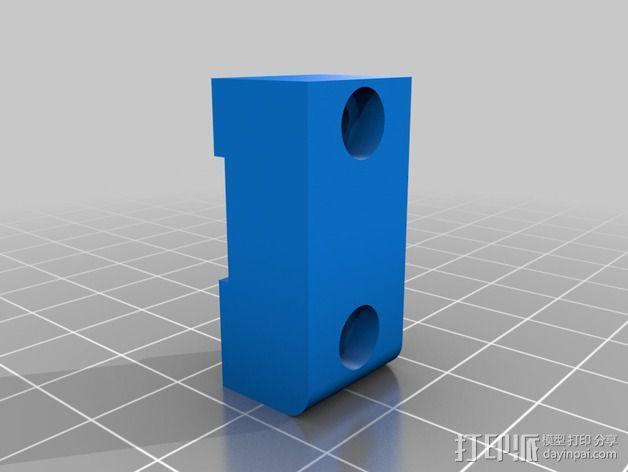Mule数控铣床 3D模型  图19