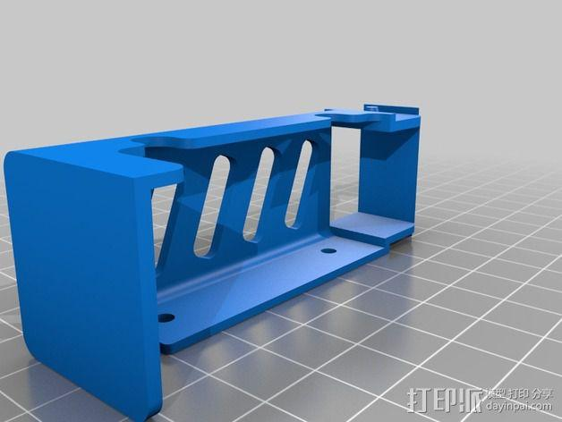 Mule数控铣床 3D模型  图21