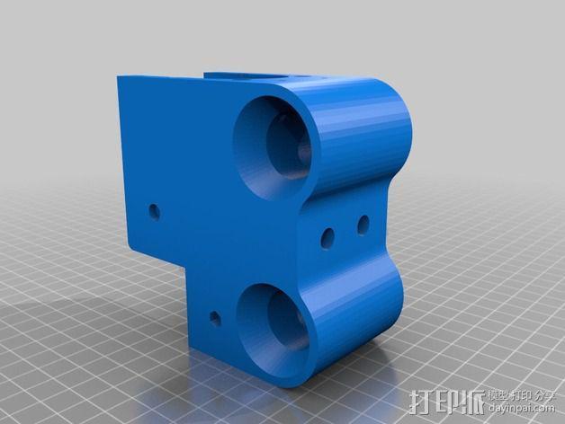 Mule数控铣床 3D模型  图24