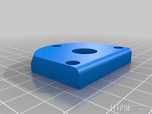 Mule数控铣床 3D模型  图26