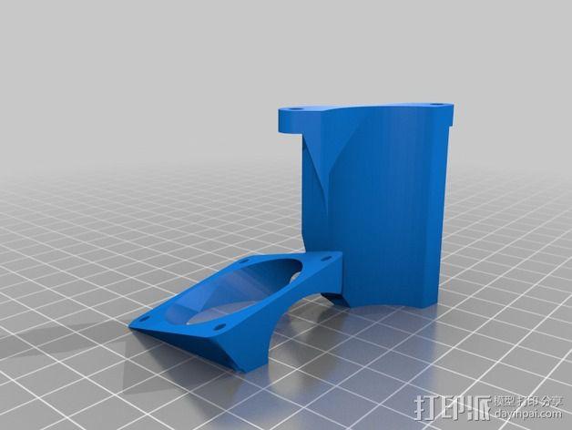 Mule数控铣床 3D模型  图28