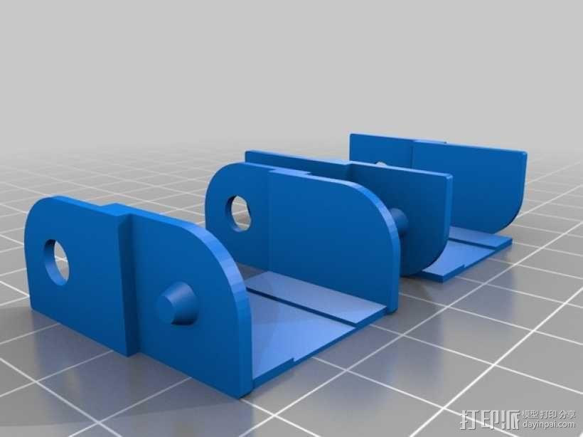 Mule数控铣床 3D模型  图30