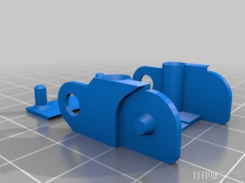 Mule数控铣床 3D模型  图29