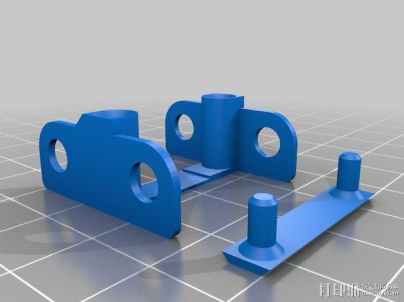 Mule数控铣床 3D模型  图31