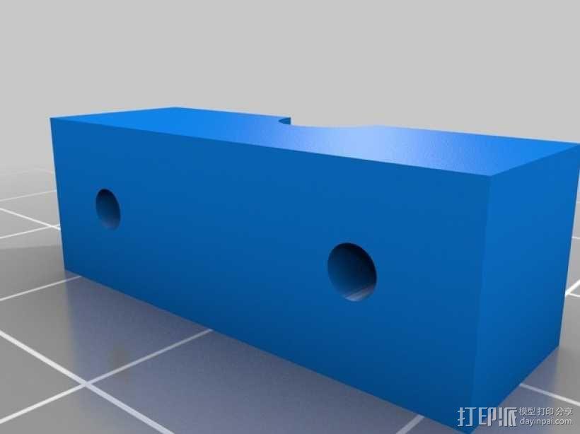 Nexus 7平板电脑支架 3D模型  图7