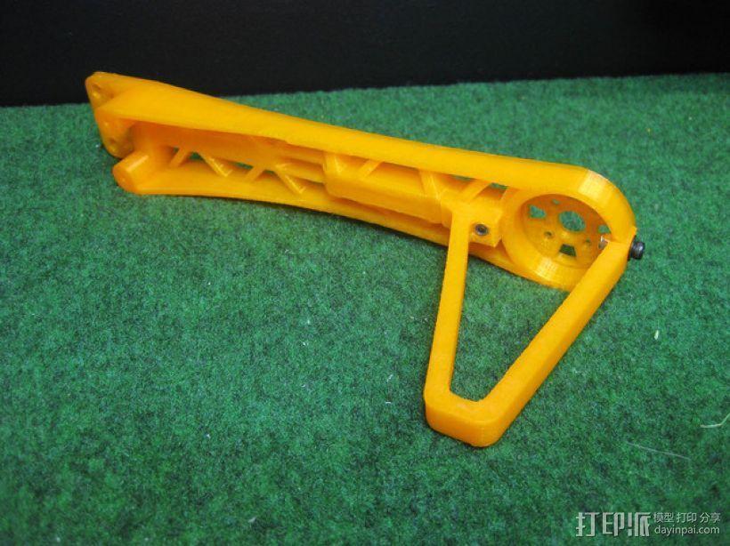 Crossfire 2备用臂 3D模型  图1