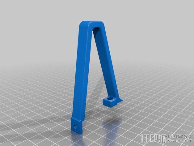 Crossfire 2备用臂 3D模型  图4