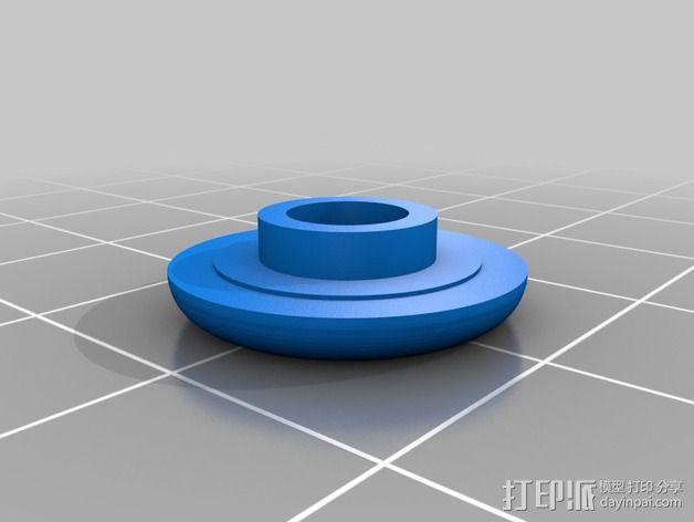 Galet变速器 3D模型  图2