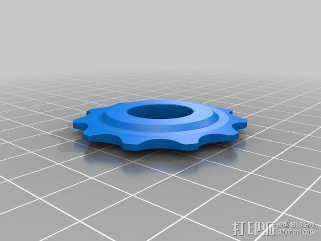 Galet变速器 3D模型  图3