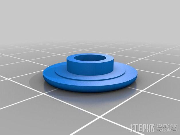 Galet变速器 3D模型  图5
