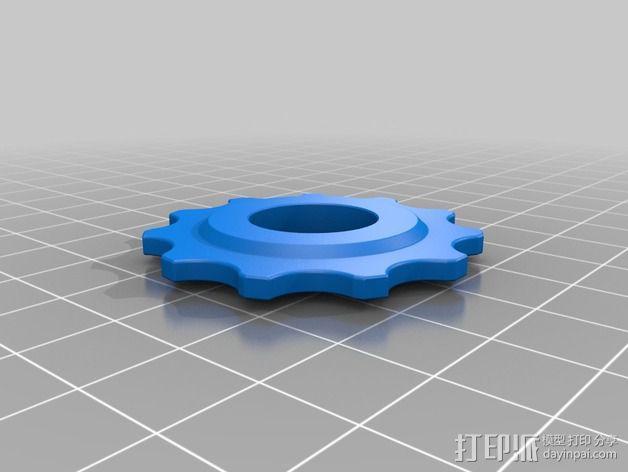 Galet变速器 3D模型  图4