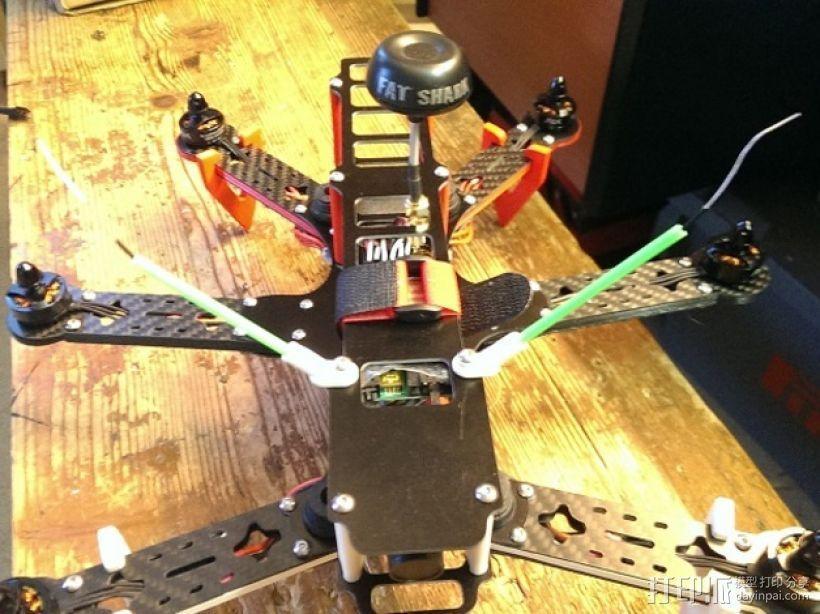 天线支架 3D模型  图4