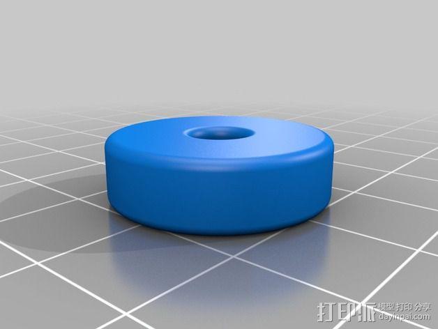 CoilBot智能卷线机 3D模型  图3