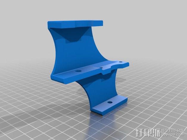 CoilBot智能卷线机 3D模型  图5
