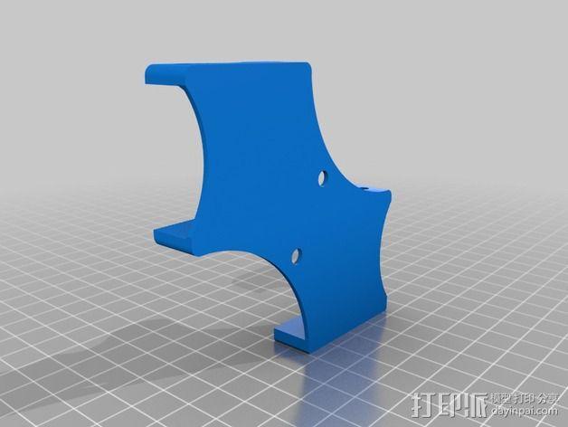 CoilBot智能卷线机 3D模型  图6
