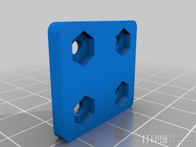 CoilBot智能卷线机 3D模型  图8