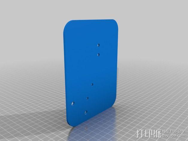 CoilBot智能卷线机 3D模型  图9