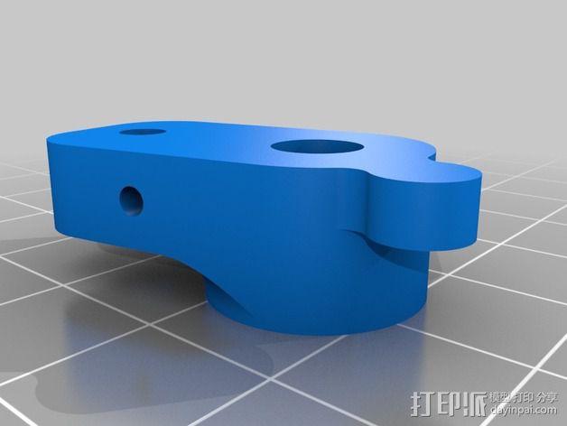 CoilBot智能卷线机 3D模型  图10