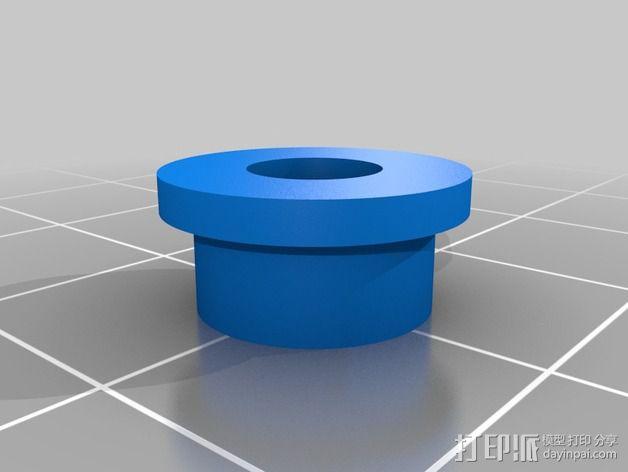 CoilBot智能卷线机 3D模型  图12