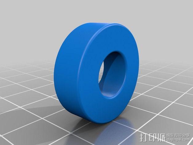 CoilBot智能卷线机 3D模型  图14