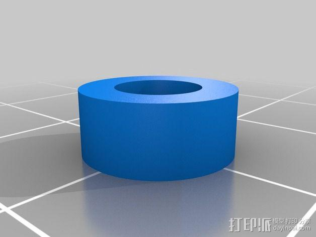 CoilBot智能卷线机 3D模型  图15