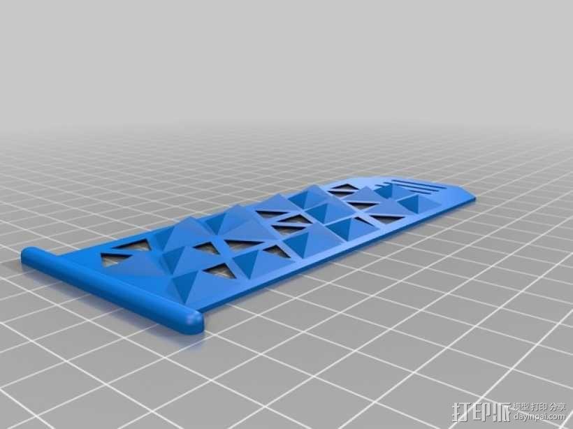MiniPOV4臂章 3D模型  图7