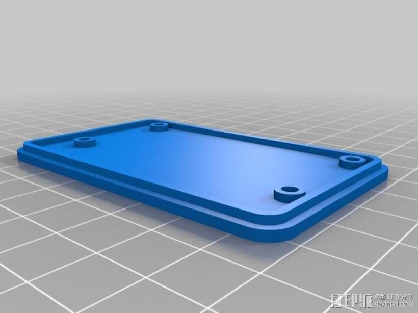 MiniPOV4臂章 3D模型  图9