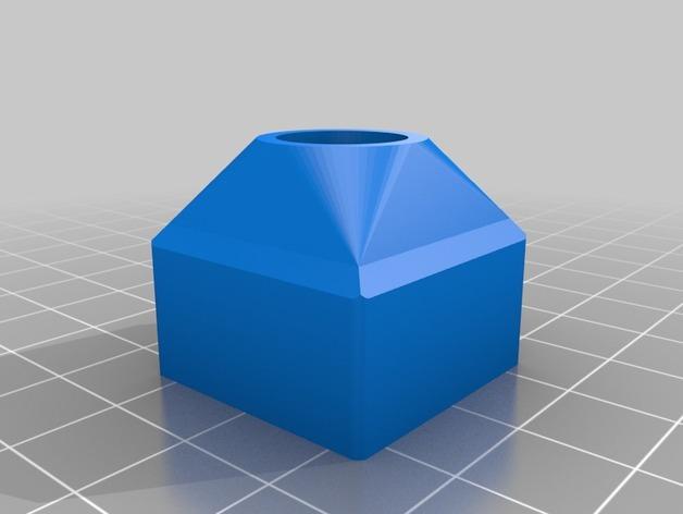 摄像机盒 3D模型  图4