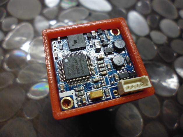 摄像机盒 3D模型  图3