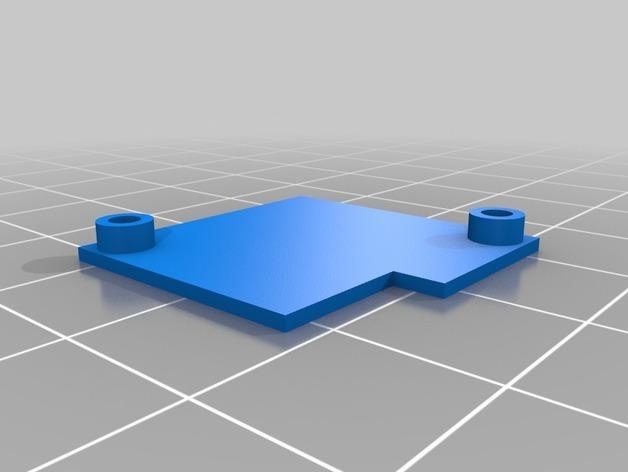 摄像机盒 3D模型  图6