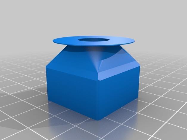 摄像机盒 3D模型  图5