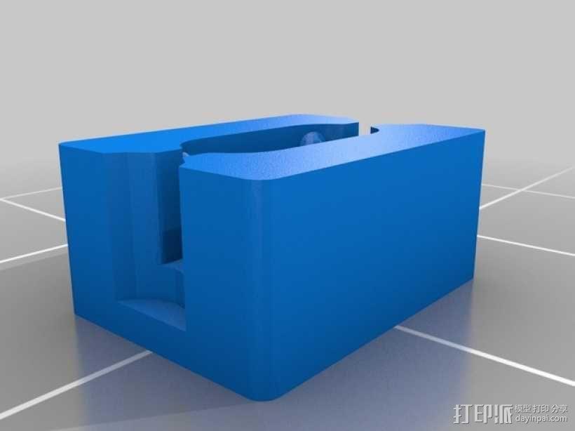 链齿轮 3D模型  图3