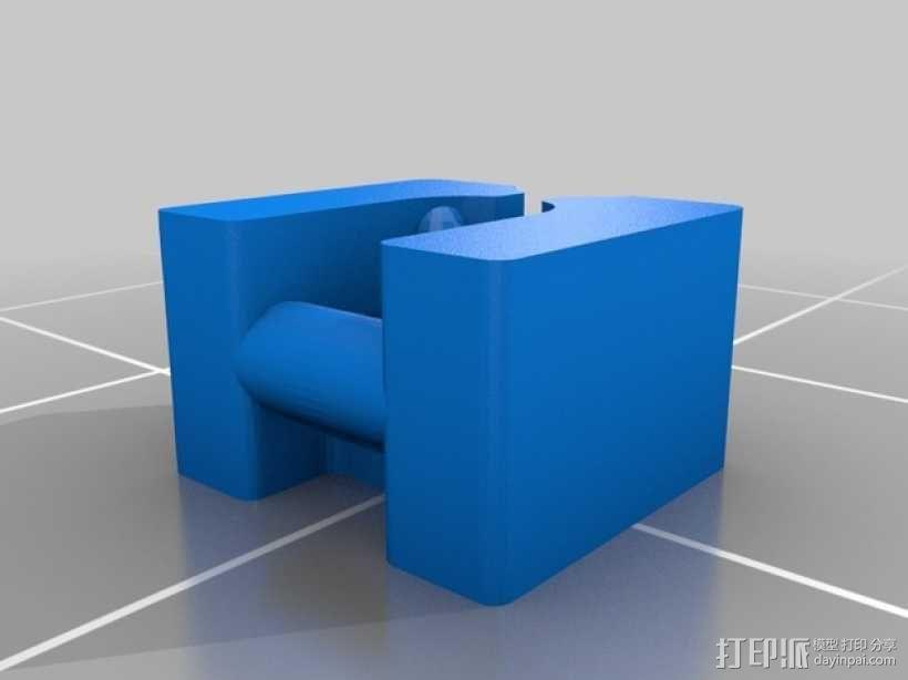 链齿轮 3D模型  图5