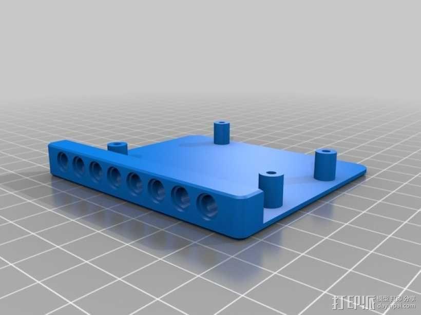 模块化机器人平台 3D模型  图3