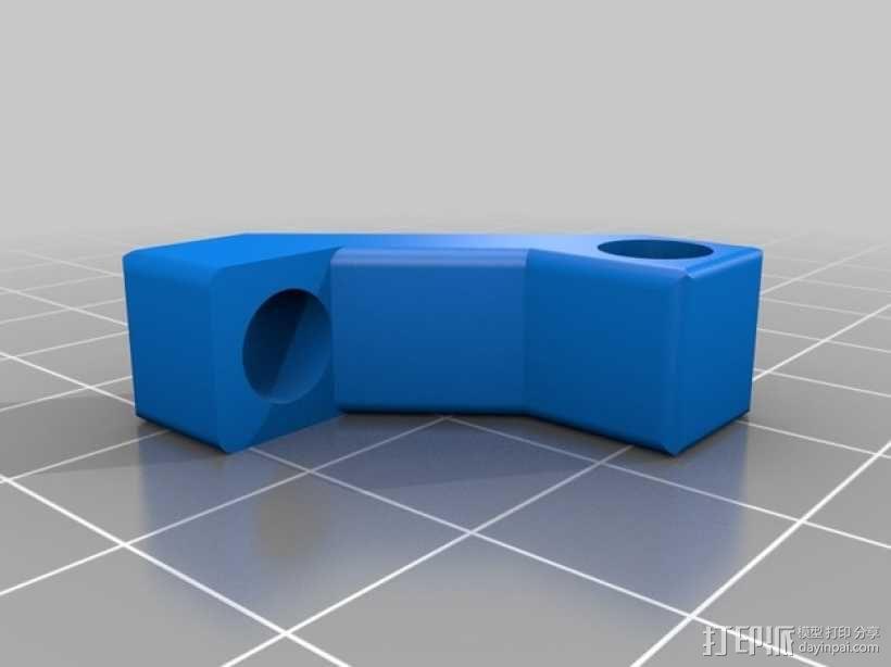 模块化机器人平台 3D模型  图5