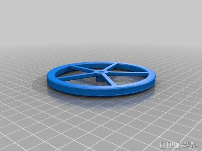 模块化机器人平台 3D模型  图6