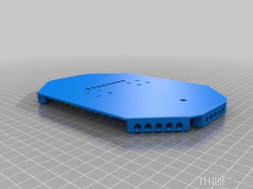 模块化机器人平台 3D模型  图7