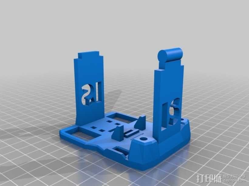 迷你六足机器人 3D模型  图4