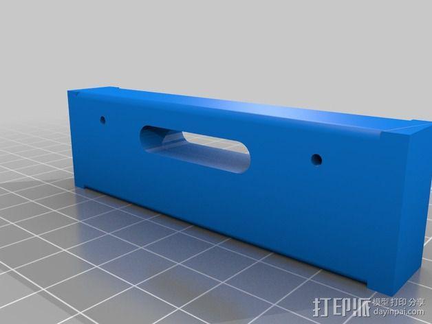 卡车保险杠 3D模型  图10