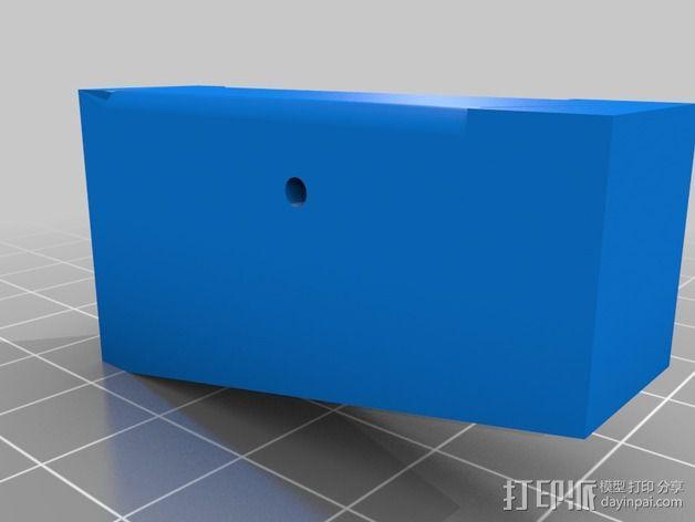 卡车保险杠 3D模型  图12