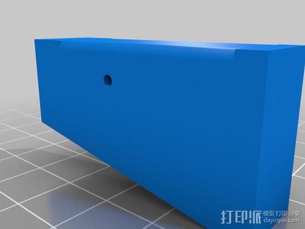 卡车保险杠 3D模型  图18