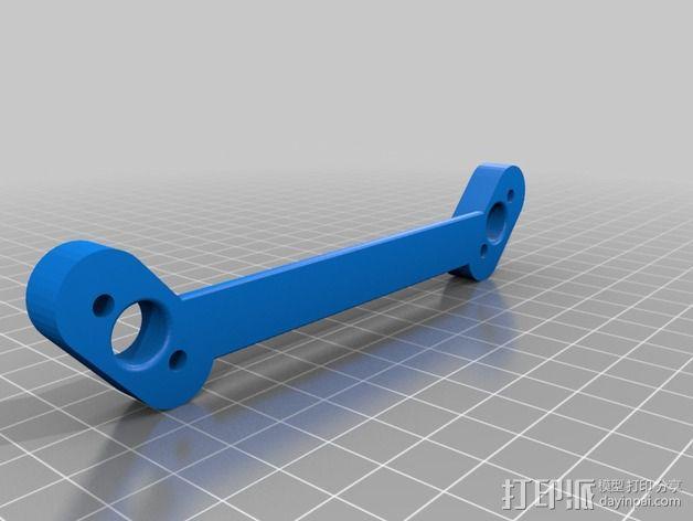 ImmersionRC发射机支架 3D模型  图3