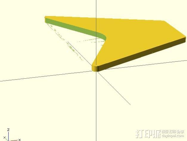 机械小鱼 3D模型  图8