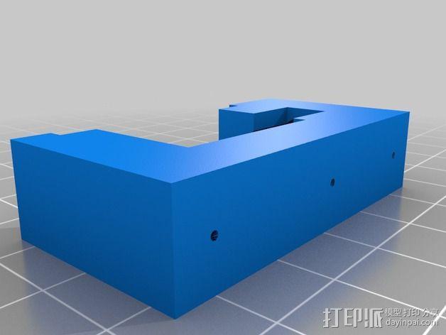 机械小鱼 3D模型  图6
