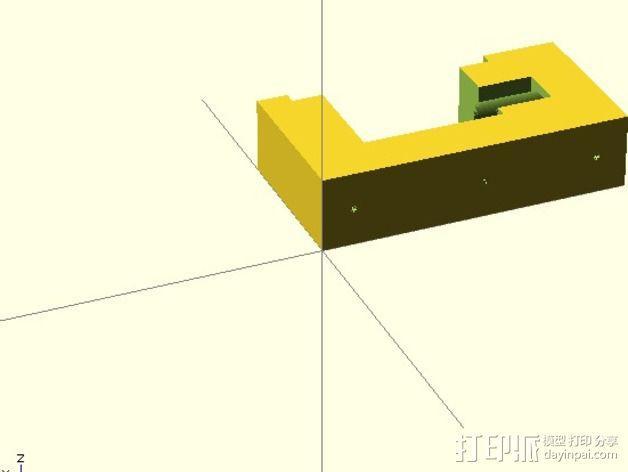 机械小鱼 3D模型  图10